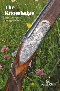 The Knowledge - Every Gun's Guide to Conservation from The GWCT - shooting book - a guide from beginner to advanced Shooting Practice, Game Shooting, Grey Partridge, Shooting Equipment, Shooting Accessories, British Countryside, Game Birds, Wildlife Conservation, Working Dogs