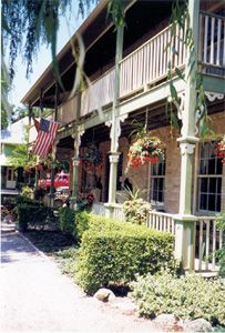 The Little Inn of Bayfield, Lake Huron, Ontario - a lovely little town with some great stores!