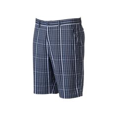 Men's Apt. 9® Modern-Fit Hybrid Stretch Shorts, Size: 36, Dark Blue