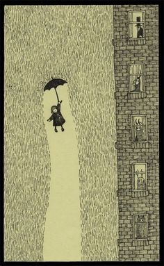 John Kenn - Illustration - Monster