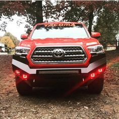 Front & rear replacement bumpers at an affordable price, MOVE's heavy duty truck bumpers are easy to weld and available for your truck make, model and year. Toyota Tacoma, Toyota Celica, Toyota Supra, Custom Truck Bumpers, Custom Trucks, 2018 Chevy Silverado, Winch Bumpers, Truck Mods, Bull Bar