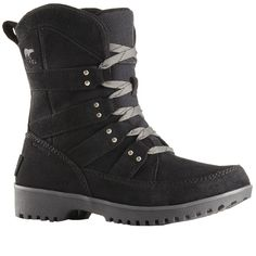 reputable site f1717 003fa Sorel Meadow Lace, vintersko dame str 40