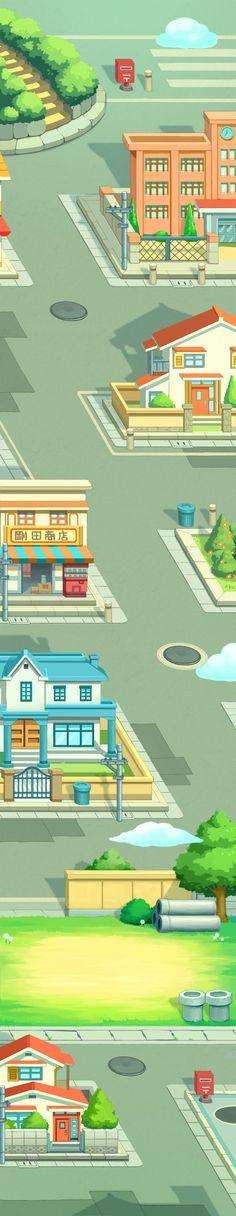 ArtStation - Doraemon game, Kai Ouyang
