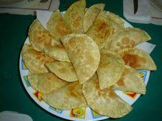 Receita de Samosa de legumes