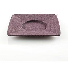 Purple Yoho Coaster