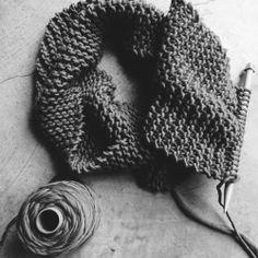 ilovemrmittens:  Last one and I'm out of here! #knitting #billie #scarf #handmade #wool #heartworking #knitwear #australia #ilovemrmittens