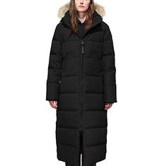 "The new thigh length Shelburne Parka is the perfect jacket for those frigid days where you require maximum protection. This TEI 4 jacket is sure to keep you warm without sacrificing style.   	 		 			 				 					Famous Words of Inspiration...""No man is happy who does not think himself...  More details at https://jackets-lovers.bestselleroutlets.com/ladies-coats-jackets-vests/down-parkas/parkas/product-review-for-canada-goose-womens-shelburne-parka-coat/"