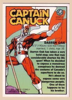 : Captain Canuck