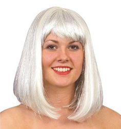 Pams Female Wigs Long | Miss Santa Wig -- Check this awesome product by going to the link at the image.