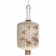 Passie voor ambacht is de basis voor het maken van deze traditionele Taiwanese Lantaarns. De lantaarns zijn hand geschilderd door een Taiwanese kunstenaar en zi