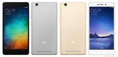 #Xiaomi #Redmi 3/Hongmi 3 #Smartphone 16GB 2GB #4G LTE 64 Bit Qualcomm Snapdragon 616 Octa Core 5.0 Inch Screen Dual Sim Card 4100mAh Battery Quick Charge US$ 141.99