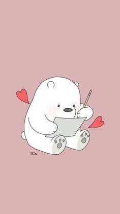 We Bara Bear – Nknispel – wallpaper hd Cute Panda Wallpaper, Bear Wallpaper, Cute Patterns Wallpaper, Cute Wallpaper Backgrounds, Kawaii Wallpaper, Wallpaper Wallpapers, We Bare Bears Wallpapers, Panda Wallpapers, Cute Cartoon Wallpapers