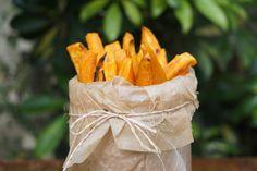 The Tasty K | Baked Sweet Potato Fries | http://thetastyk.com