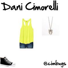 """Dani Cimorelli"" by ashleysapuppo on Polyvore"