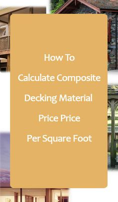 11 Best Quality composite decking and railing design cheap ...