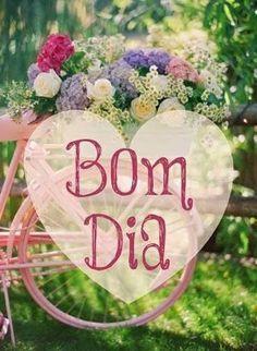 """""""Bom dia amores e amoras...Feliz Segunda-Feira...!!!"""""""