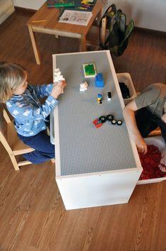 Beyond Toy Storage: 20 Ways to Hack, Tweak, Repurpose & Reimagine IKEA's Trofast | Apartment Therapy
