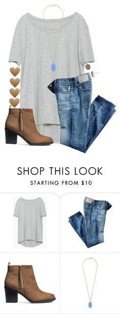 """""""What's on my iPod"""" by lydia-hh ❤ liked on Polyvore featuring Zara, AG Adriano Goldschmied, H&M, Kendra Scott, women's clothing, women's fashion, women, female, woman and misses"""
