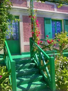 Claude Monet's Home Giverny France