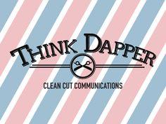 Think Dapper Logo by Braden Smulders