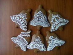 Sugar Art, Cupcake Cookies, Royal Icing, Christmas Cookies, Gingerbread, Diy And Crafts, Food And Drink, Craft, Ginger Beard
