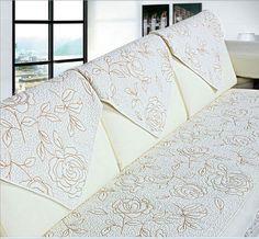 4colors Sofa Covers Fleeced Fabric Knit Eco-Friendly Anti-Mite Manta Sofa Slipcover Couch Cover  soft sofa seat cushion