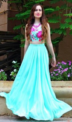 a62c2cc2a9d3e 91 Best Long Skirts images in 2019