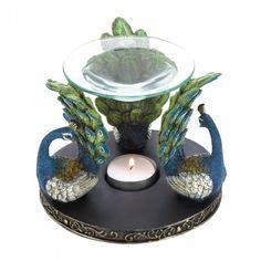 Fragrance Foundry 10017518 Peacock Plume Oil Warmer