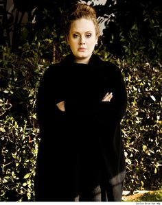 Adele by Collin Erie for 'AOL Sessions' (2011)