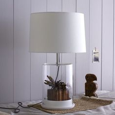 #West Elm                 #table                    #Curio #Table #Lamp       Curio Table Lamp                                    http://www.seapai.com/product.aspx?PID=320318