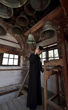 Bells of Simonopetra monastery, Mount Athos, Greece | by ΒΦ photography