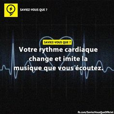 True Facts, Funny Facts, Weird Facts, Funny Quotes, Weird Stories, True Stories, Music Love, Music Is Life, French Quotes