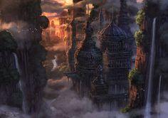 ArtStation - Forgotten Temple, Todor Hristov
