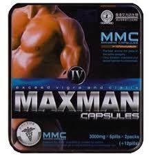 Pin On Maxman Capsule