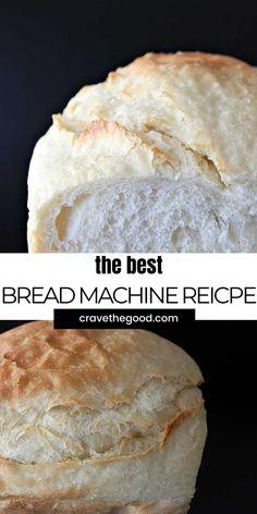 Soft White Bread Recipe For Bread Machine, Sugar Free Bread Machine Recipe, Bread Machine Bread, Bread Machine Recipes Healthy, Healthy Homemade Bread, Easy White Bread Recipe, Bread Maker Recipes, Easy Bread Recipes, Honey Recipes