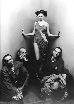 Irving Penn, 'Ballet Society' 1948