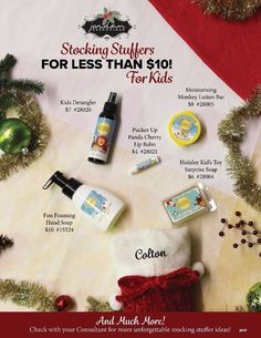 Stocking Stuffers for less than $10  Shop here for ALL your Christmas list needs!!    http://www.CathyJELady.com  #jordanessentials #stockingstuffers #lessthan$10 #healthyskinhealthylife