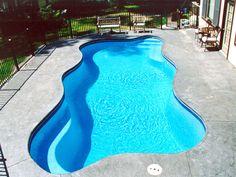 34 Best Blue Hawaiian Fiberglass Pools Images Swimming Swimming
