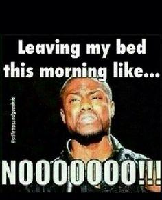 When the bed feels sooooo good though