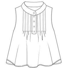 Consulta nuestra oferta de moldes de confeccion Vestido 2940 BEBES Vestidos