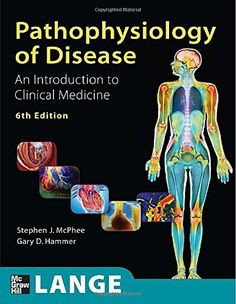 Pathophysiology Of Disease An Introduction To Clinical Medicine, Sixth Edition (Lange Medical Books), 2015 Amazon Top Rated Medical Hammers #Book