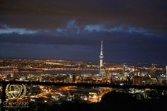 A nice viewpoint of Auckland, New Zealand at Eden Hill http://chicvoyagetravel.com
