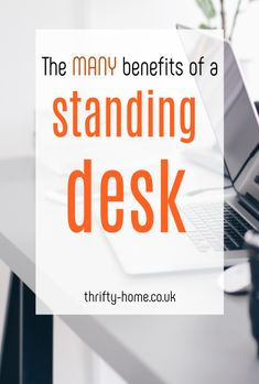 The many benefits fo a standing desk and why standing seks are the way forward Standing Desk Benefits, Beautiful Space, Beautiful Homes, My Ideal Home, Uk Homes, Simple House, Room Organization, How To Stay Healthy, Improve Yourself