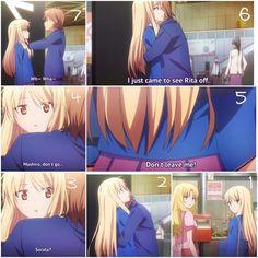 Sakurasou no pet na konajo- Sorata and Mashiro