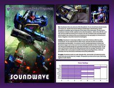 Soundwave by CitizenPayne.deviantart.com on @DeviantArt
