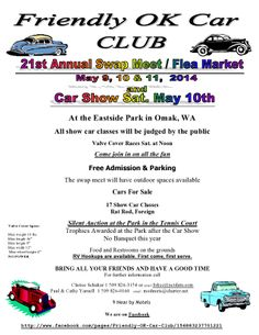 Best Car Show Flyers Images On Pinterest Car Show Flyers And - Kansas city car show calendar