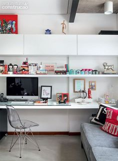 The Perfect Office - Google Home, Project Ara, Dell Multi-Client Monitor and Office Ideas!