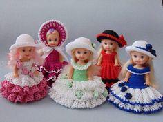 oyuncak bebek elbiseleri