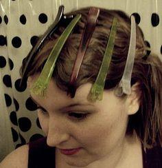 1920s flapper easy finger waves hair tutorial via va-voom vintage