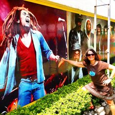 Big UP! @Bob Marley Museum by KA-S